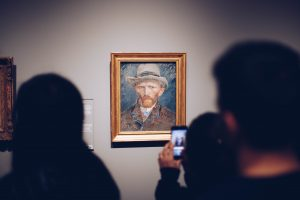 Visit Amsterdam Van Gogh