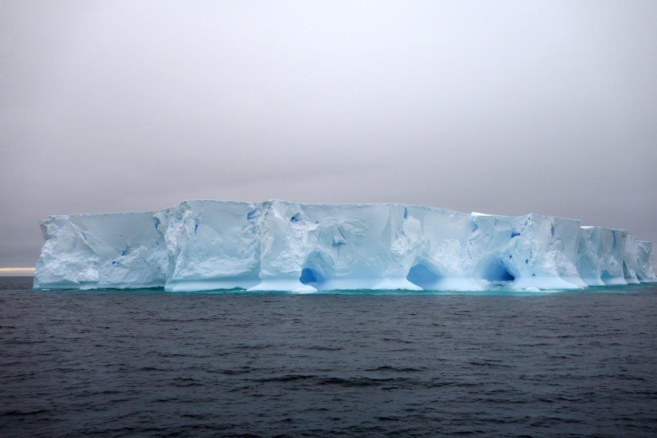 Ice, ice, baby.