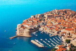 Old fort of Dubrovnik, Croatia