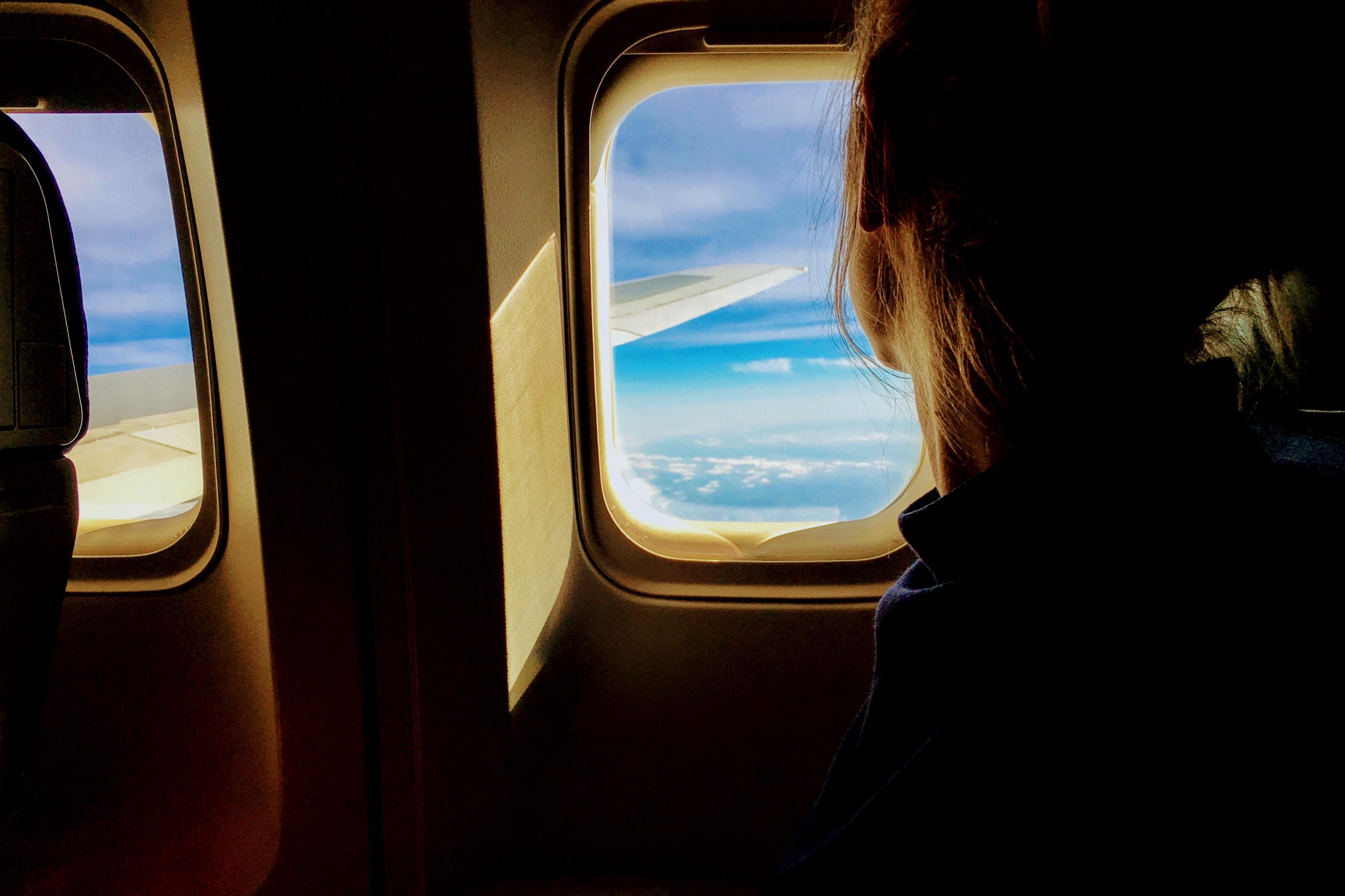 safe plane ride