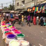 holi festival Delhi India