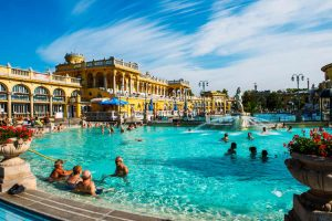 hungary thermal spa