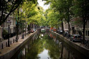 Netherlands Canals