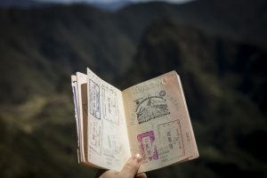 travel documents abroad
