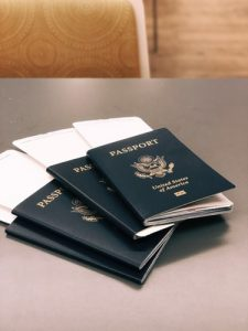 passport travel documents