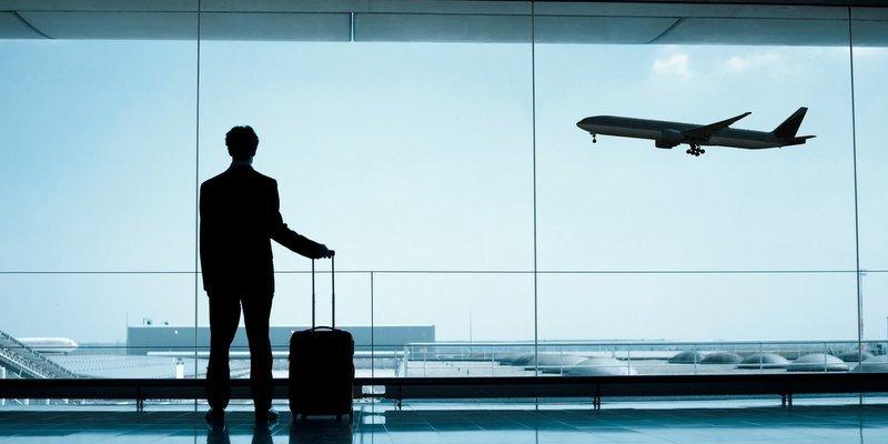 Missed your flight?